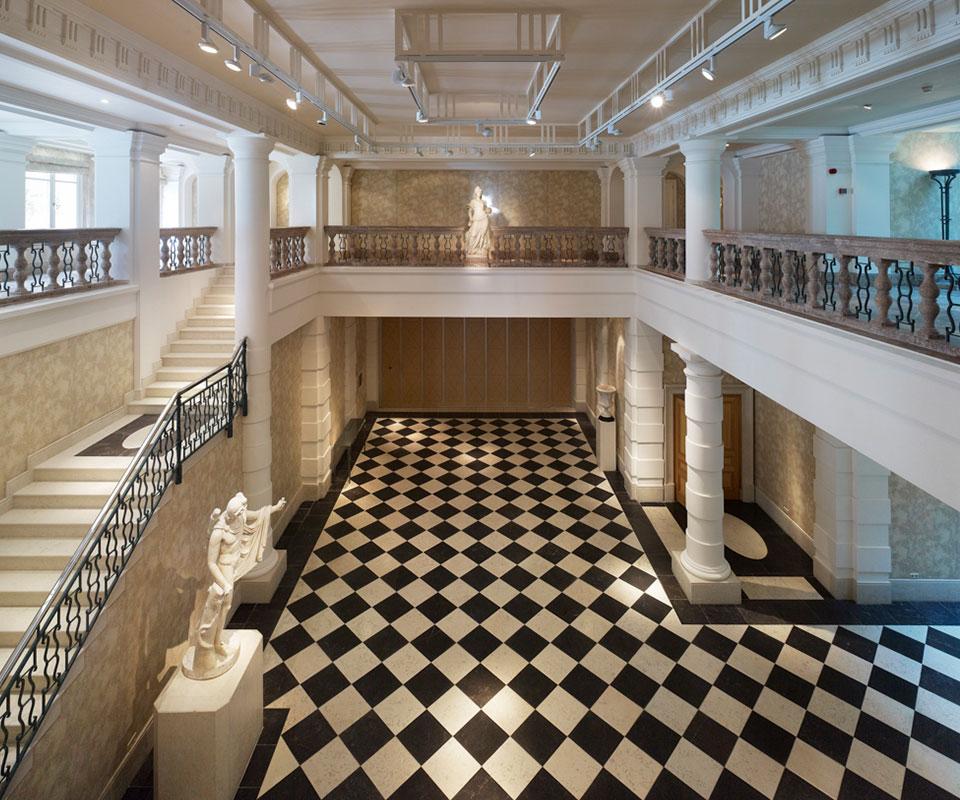 El Jundi Art Gallery Indoor